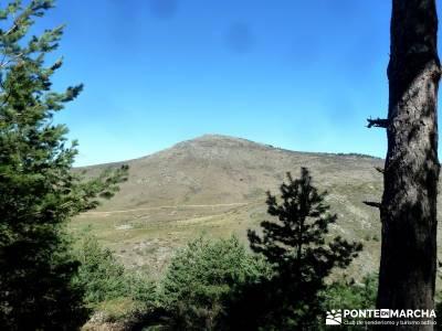 Cascadas de La Granja - Chorro Grande y Chorro Chico; excursiones en; trekking;calcetines senderismo